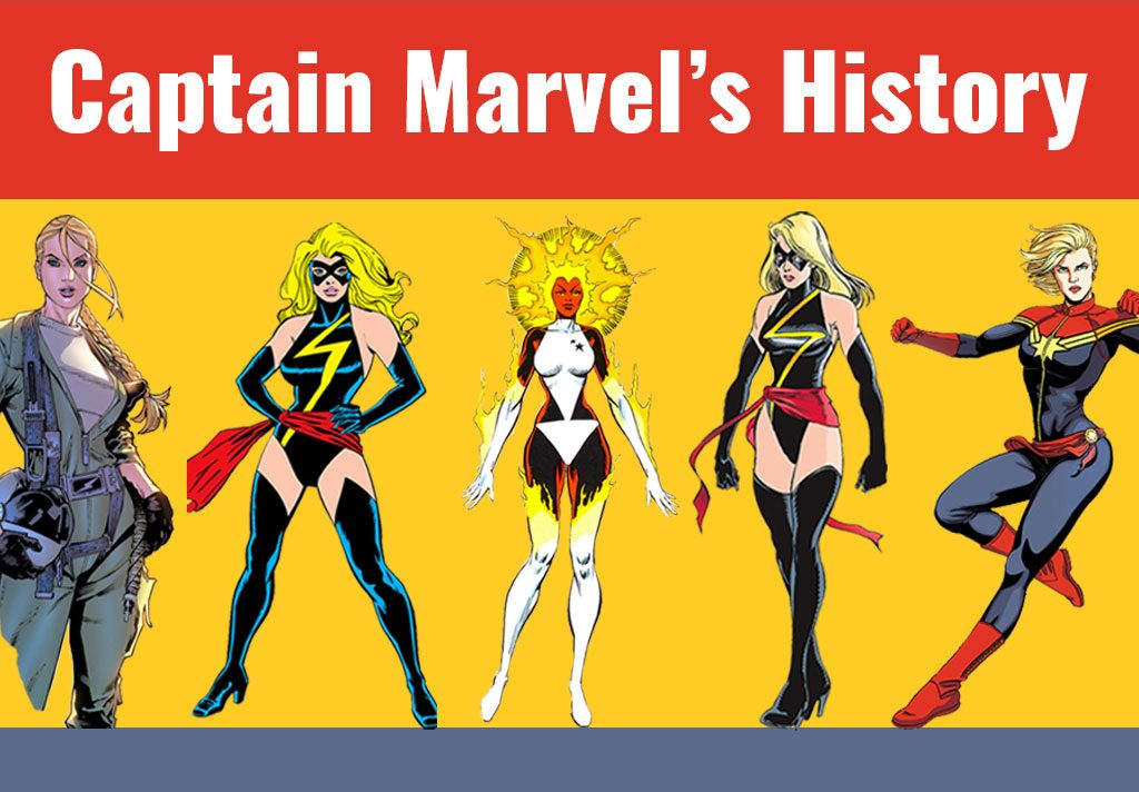 Timeline The Comprehensive History Of Captain Marvel Uhcl The Signal A page for describing wmg: captain marvel uhcl the signal